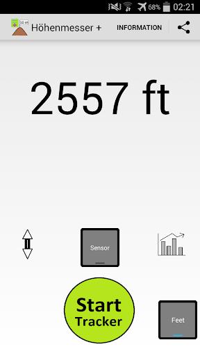 Altimeter Plus