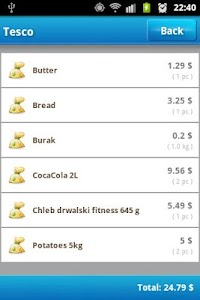 Shopping List screenshot 4