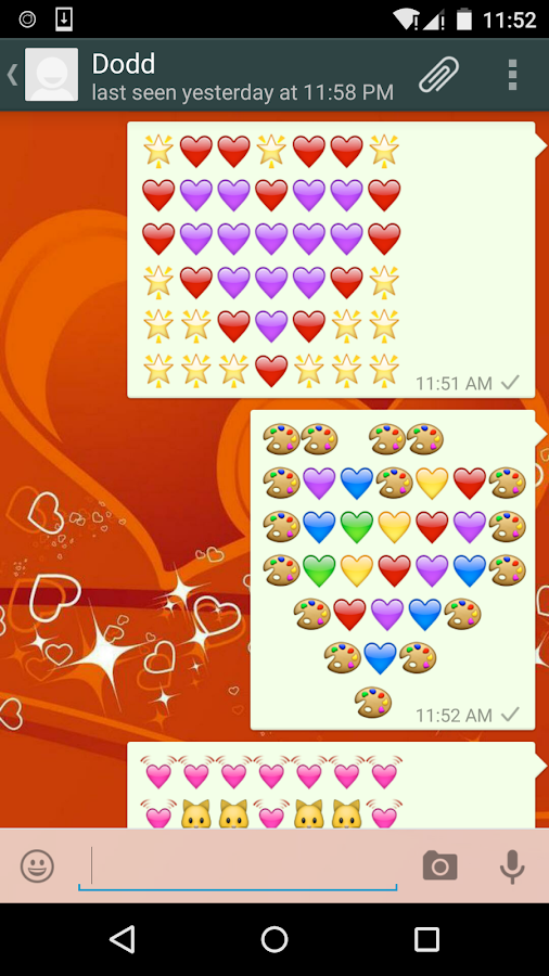 how to get the heart emoji on keyboard