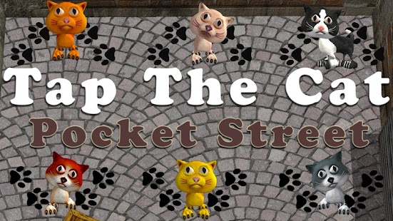 Tap the Cat – Pocket Street- screenshot thumbnail