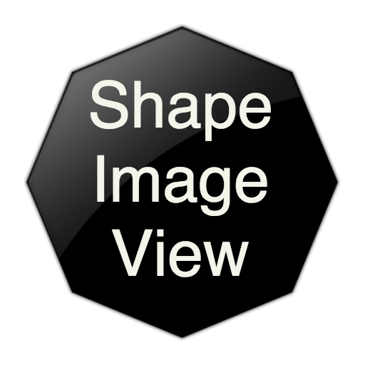 Shape Image View