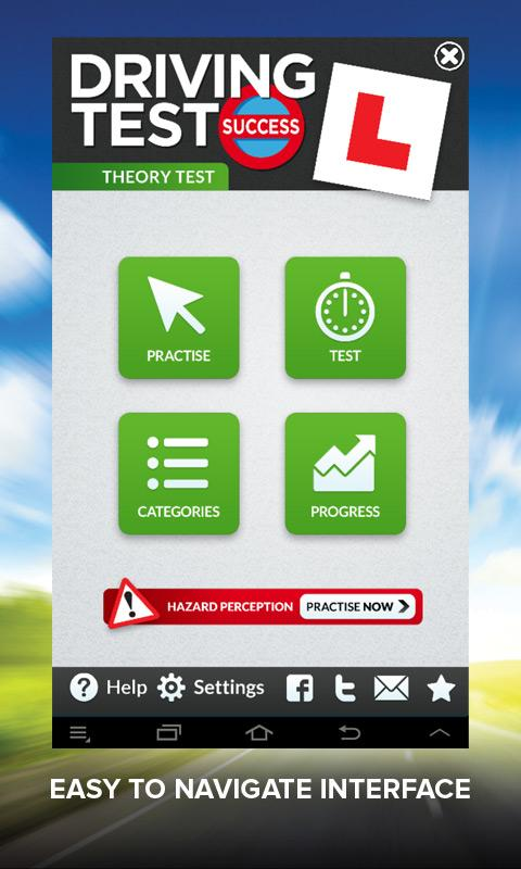 Theory Test UK 2015 DTS - screenshot
