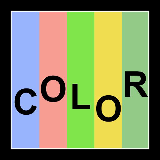 Color Background 個人化 LOGO-阿達玩APP