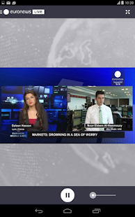euronews LIVE - screenshot thumbnail