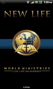 New Life World Ministries - screenshot thumbnail