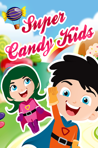 Super kid candy 3 year old