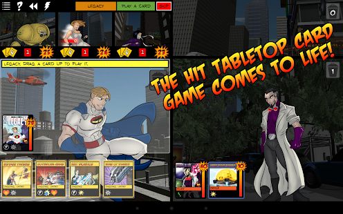 Sentinels of the Multiverse Screenshot 16