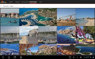 Screenshot of Croatia Magazine