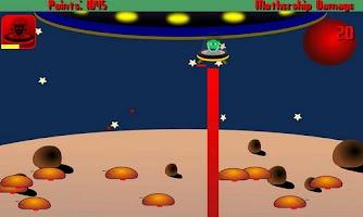 Screenshot of Alien Devastation
