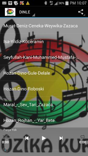 Muzîka Kurdî