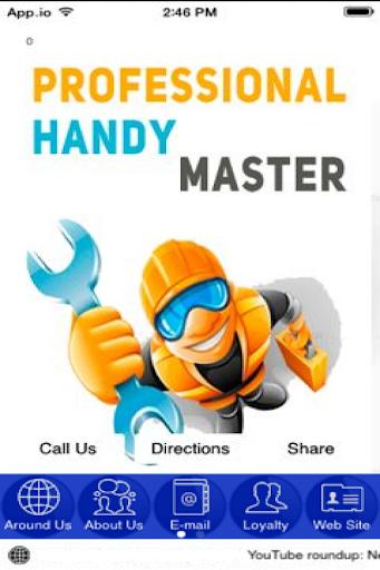 Professional Handy Master