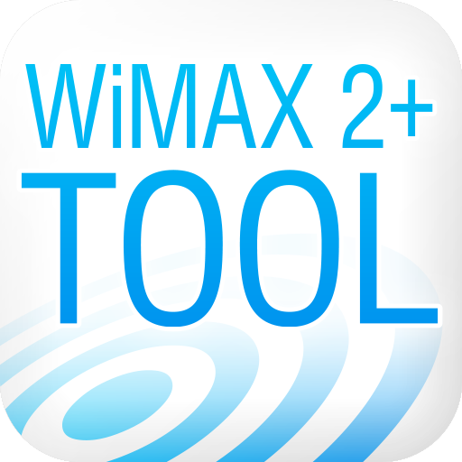 工具のNEC WiMAX 2+ Tool for Android LOGO-記事Game