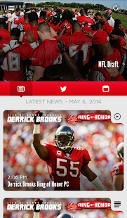 Tampa Bay Buccaneers Mobile- screenshot thumbnail