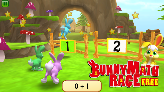 Bunny Math Race Free