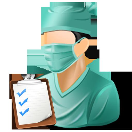 Surgery Tracker LOGO-APP點子