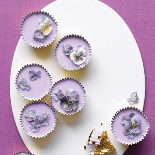 Sugared Flowers Recipe