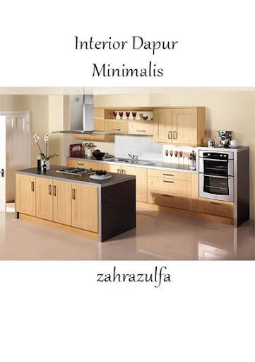 Minimalist Kitchen Interior