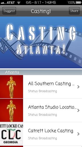 Casting ATL - Atlanta Extras