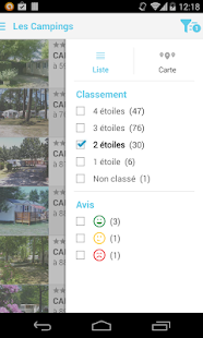 Campings Ouest Tour- screenshot thumbnail