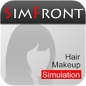 Hairstyle Simulation -SimFront