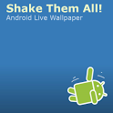 Shake Them All! Live Wallpaper icon