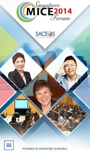 Singapore MICE Forum 2014
