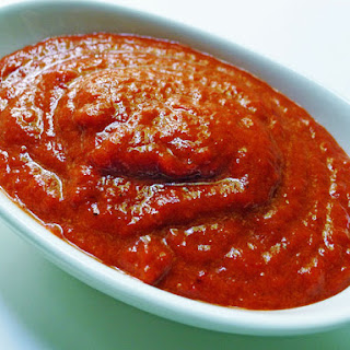 Roasted Red Pepper Coulis