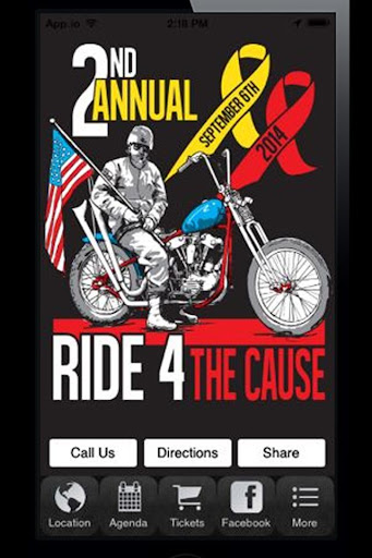 Ride 4 The Cause