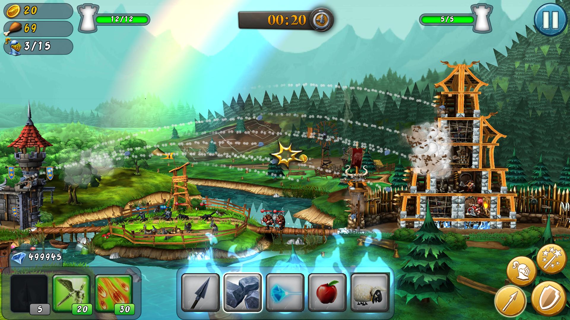 CastleStorm - Free to Siege screenshot #2