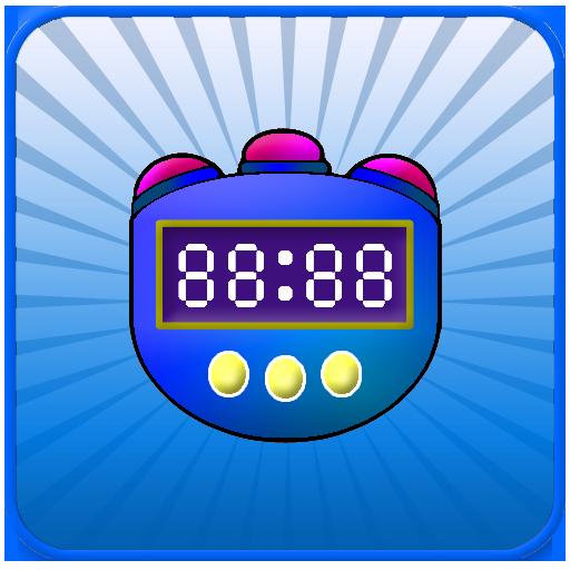 三合一碼錶 LOGO-APP點子