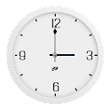 Flyer Clock Skin Write empty icon
