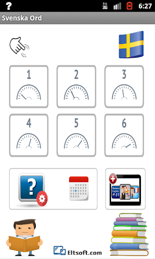 Swedish Words Quiz