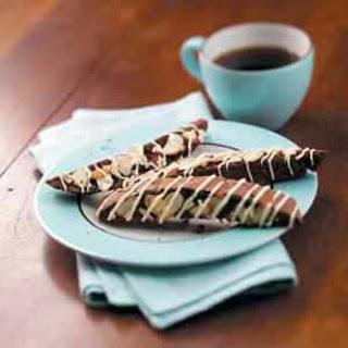 Brownie Alpine Biscotti