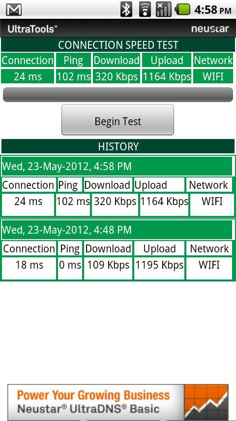 UltraTools Mobile v1.1- screenshot