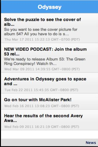 Adventures in Odyssey Fan News - screenshot