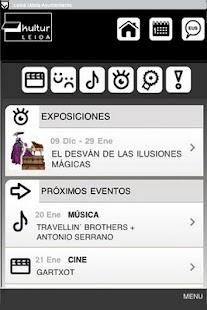 Kultur Leioa- screenshot thumbnail