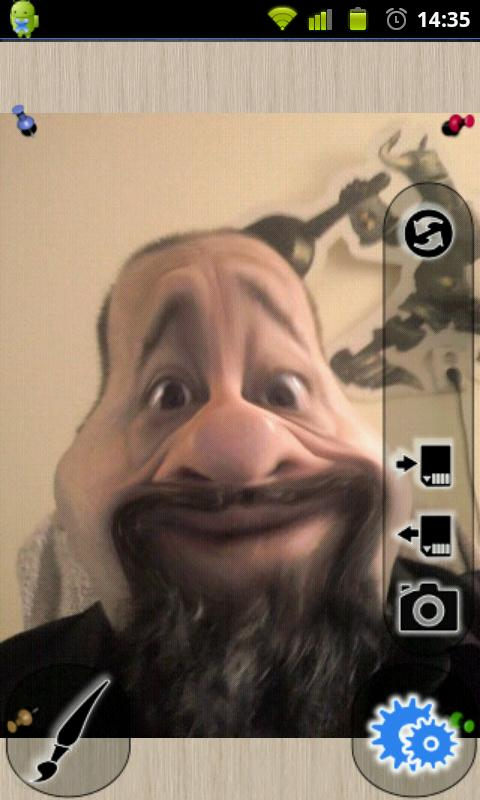 Photo Warp- screenshot