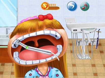 小小牙醫-有趣的兒童職業體驗遊戲.