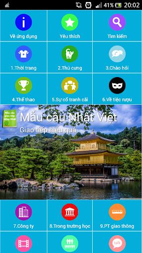 5200 câu giao tiếp tiếng Nhật