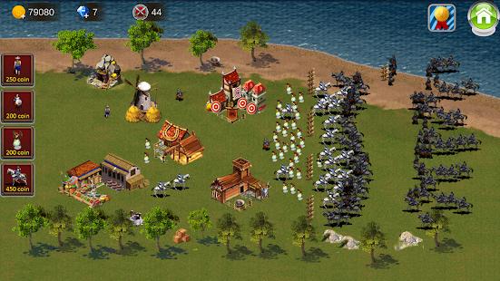 [HOT] Game Empire Defense thể loại game đế chế kết hợp với phòng thủ , trên android