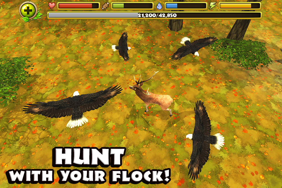 Eagle Simulator™- screenshot
