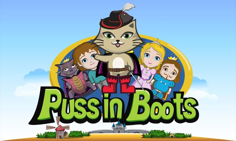 Puss in Boots : 3D Pop-up Book - screenshot