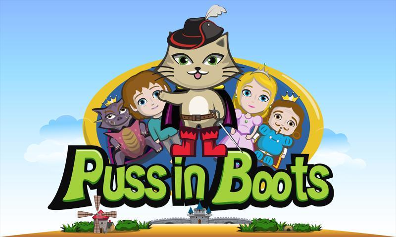 Puss in Boots : 3D Pop-up Book screenshot #1