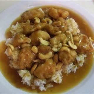 Springfield Style Cashew Chicken II.