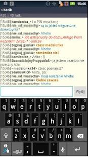 Chatik – miniaturka zrzutu ekranu