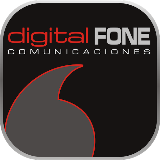 Digital Fone 商業 App LOGO-APP試玩