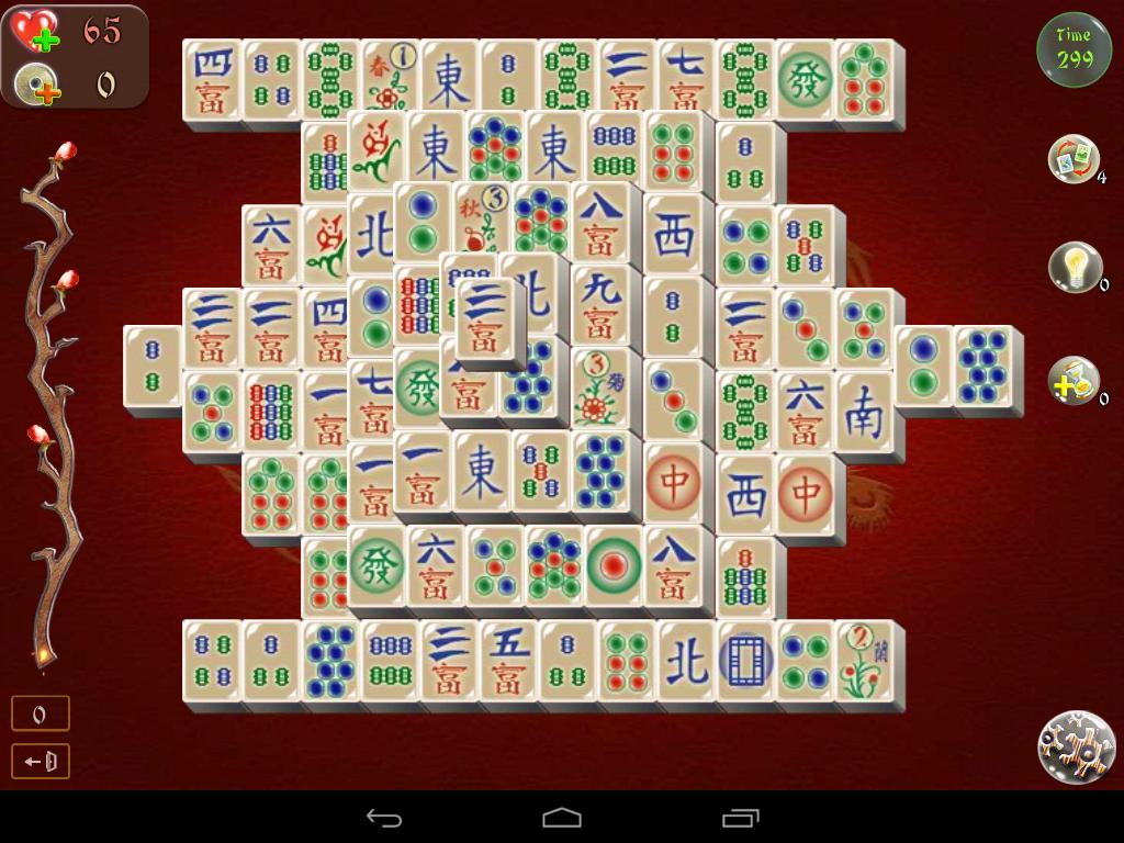 mahjong tiles games classic