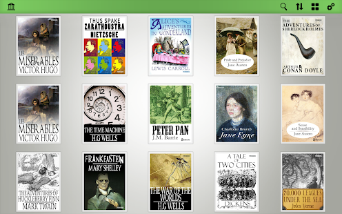 SKY*Reader-EBook Reader & OPDS- screenshot thumbnail