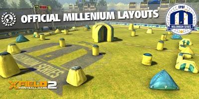 Screenshot of XField Paintball 2 Multiplayer