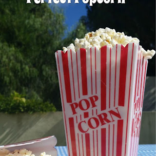 Perfect Popcorn From Scratch